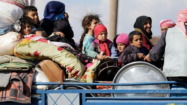 قوات سوريا الديمقراطية تتهم أنقرة بالتطهير العرقي في عفرين وتركيا تنفي