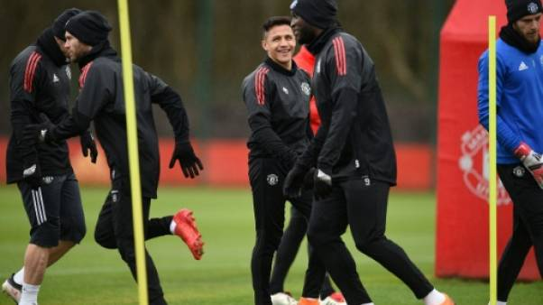 Ligue des champions: Manchester United et Roma attendus au tournant