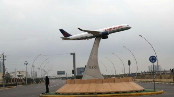 Bagdad annonce la levée du blocus aérien du Kurdistan