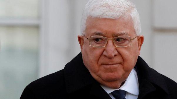 """رئيس العراق يرفض إقرار ميزانية 2018 بسبب """"مخالفات دستورية"""""""