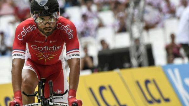 Cyclisme: Bouhanni forfait pour Milan-Sanremo