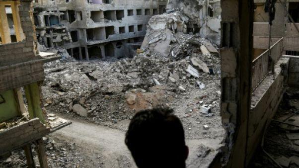 """La guerre en Syrie, plus de 350.000 morts, tragédie humaine """"colossale"""""""
