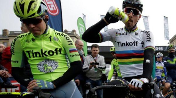 Cyclisme: deux Sagan à Milan-Sanremo