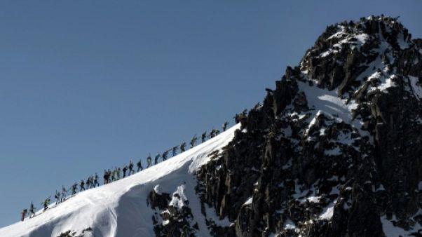 Ski alpinisme: Pierra Menta, un terrain de jeu idéal pour les rois Jornet et D'haene