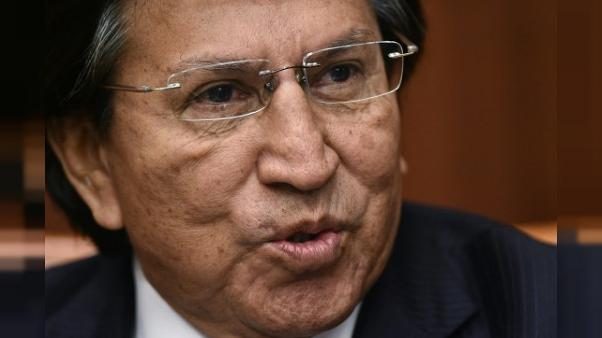 Le Pérou va demander aux Etrats-Unis d'extrader l'ex-président Toledo