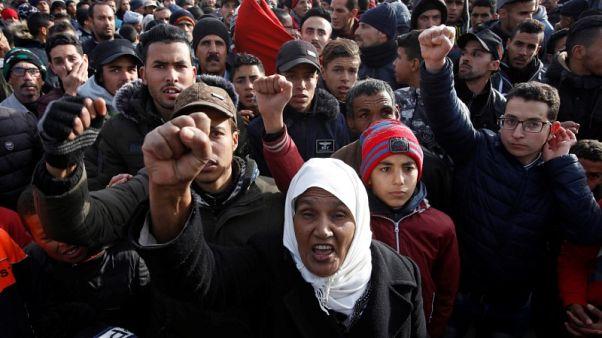 السلطات المغربية تقول إنها ستتعامل بحزم مع احتجاجات جرادة