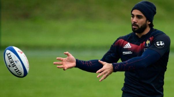 XV de France: Huget remplace Bonneval, forfait contre les Gallois