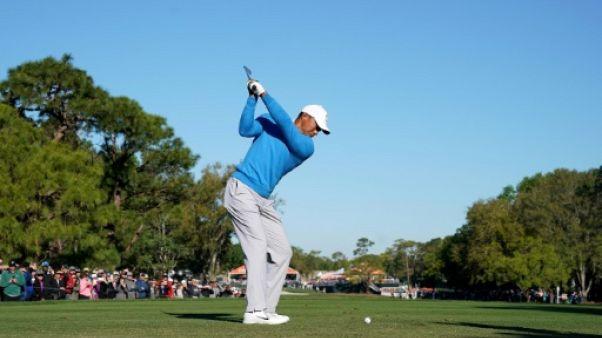 Golf: Woods nommé capitaine pour la Presidents Cup
