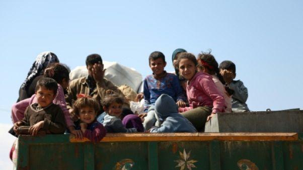 Syrie: l'armée turque dit encercler le bastion kurde d'Afrine