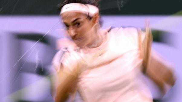 Tennis: Monfils dans le rouge, Garcia balayée à Indian Wells