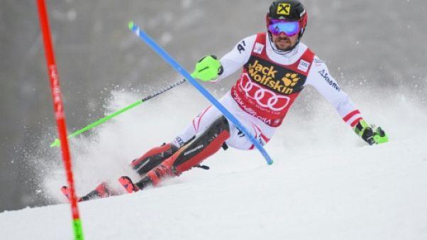 Ski: sur le fil de la confrontation Stenmark-Hirscher