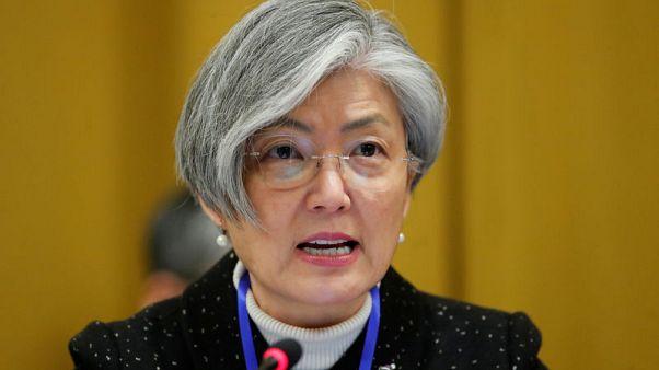 سول: وزيرة خارجية كوريا الجنوبية ستزور أمريكا رغم إقالة تيلرسون