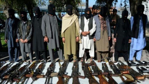 Les talibans réservés face à l'offre de négociations de paix de Ghani