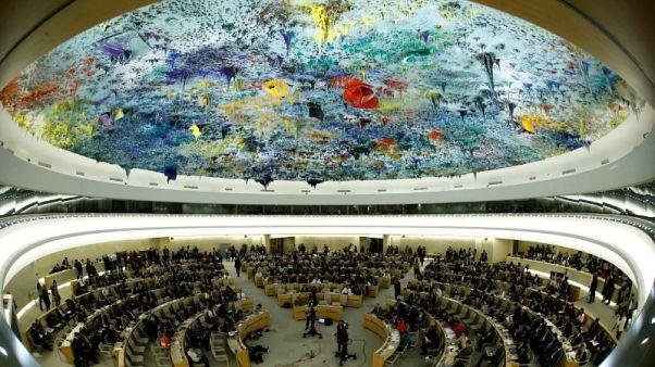 بريطانيا تتهم روسيا بالتهور في مجلس حقوق الإنسان