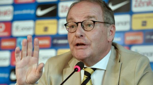 "Le football grec ""au bord du précipice"" selon la Fifa"