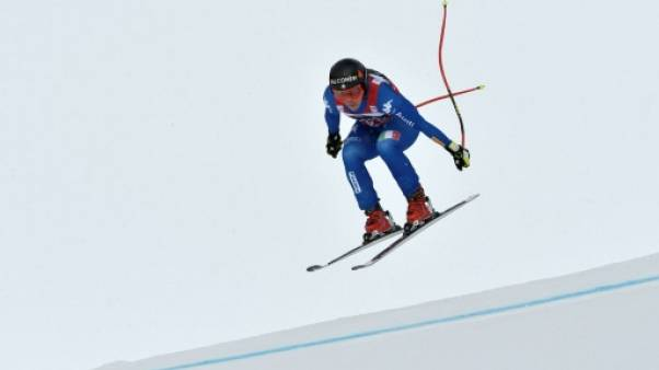 Ski: Goggia remporte le globe de descente, Vonn la victoire