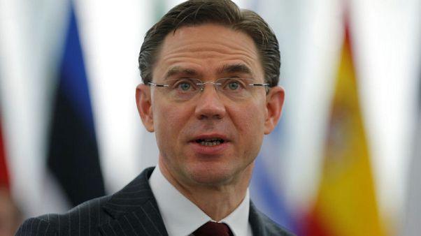 """مسؤول: الاتحاد الأوروبي يسعى لحل """"فوضى"""" تجارية وليس لاستفزاز الولايات المتحدة"""