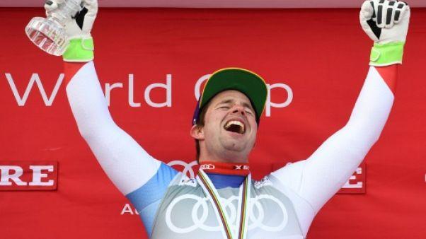 Ski: au bonheur de Feuz et de Goggia en descente