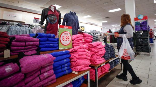 مبيعات التجزئة الأمريكية تتراجع للشهر الثالث على التوالي في فبراير