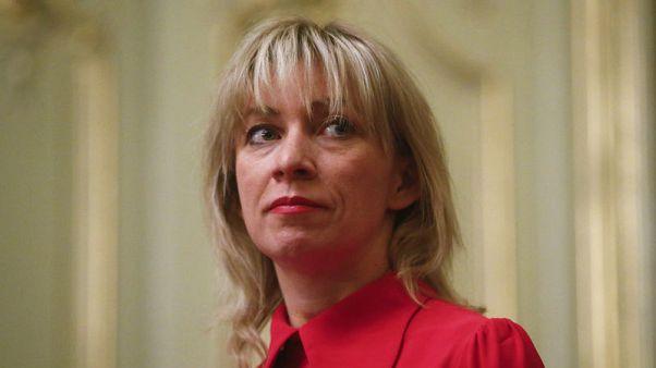متحدثة: رئيسة وزراء بريطانيا ليس لها أن تقيّم وزير خارجية روسيا