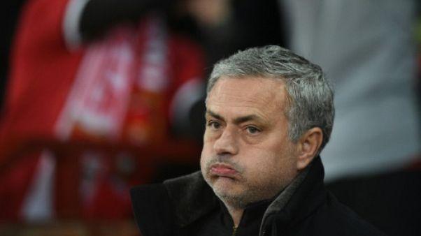 Ligue des champions: Manchester United éliminé, le crash Mourinho