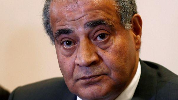 وزير: مصر تستهدف استيراد 6 ملايين طن من القمح في العام المالي 2018-2019
