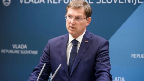 Slovénie: le Premier ministre saborde son gouvernement en bout de course