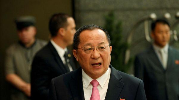 الصين: وزير خارجية كوريا الشمالية يتوجه إلى السويد