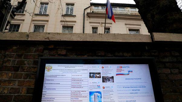 "روسيا تصف مزاعم تورطها في تسميم جاسوس بأنها ""جنون"""