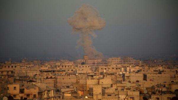 Sept ans de conflit en Syrie