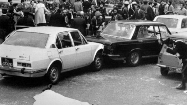 40 ans après, l'affaire Aldo Moro hante encore la mémoire de l'Italie