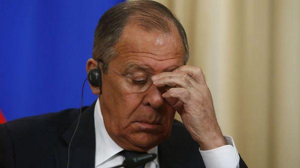 لافروف: روسيا مستعدة للعمل مع بومبيو