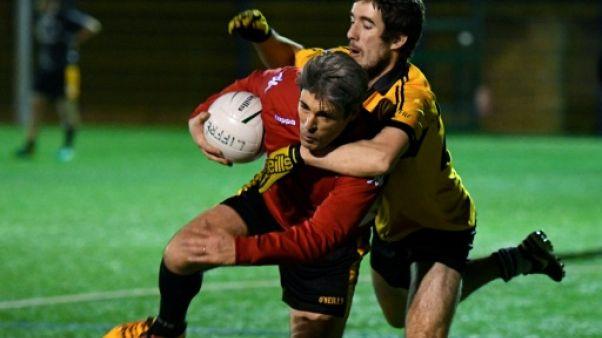 Le football gaélique, un coin d'Irlande sur les terrains français