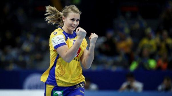 Hand: Brest engage la Suédoise Gullden, une des meilleures joueuses du monde