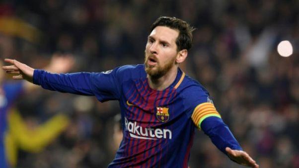 FC Barcelone: Messi et le goût du 100