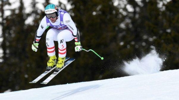 Ski: l'Autrichien Kriechmayr s'offre le dernier Super-G de la saison