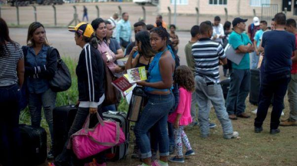 Brésil: une ville frontalière mise à l'épreuve par les migrants vénézuéliens