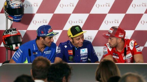 Moto: Valentino Rossi prolonge avec Yamaha jusqu'en 2020