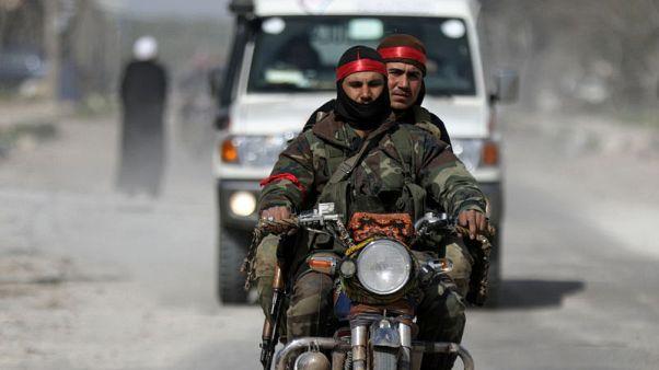 """الجيش التركي يدعو المقاتلين الأكراد في عفرين للاستسلام و""""الثقة في عدالة"""" أنقرة"""