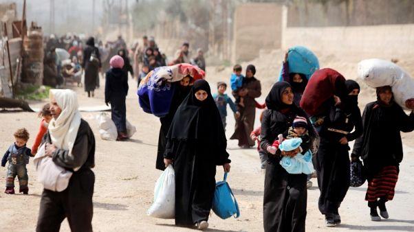 متحدثة: يونيسف مستعدة لمساعدة 50 ألفا يغادرون الغوطة الشرقية