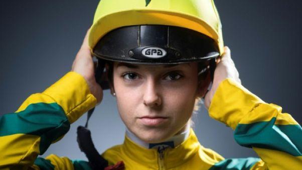 Mickaëlle Michel, une femme jockey parmi les hommes