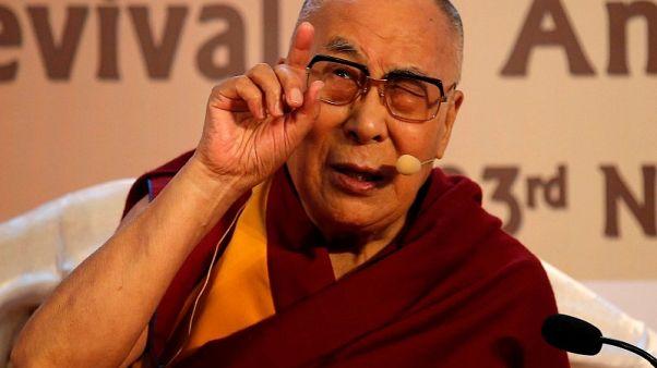 """الدالاي لاما: التبت يمكنها التعايش مع الصين مثل """"الاتحاد الأوروبي"""""""