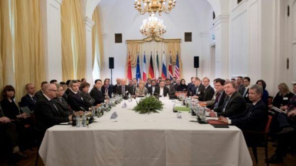 Nucléaire iranien: réunion à Vienne sur l'accord menacé par Trump
