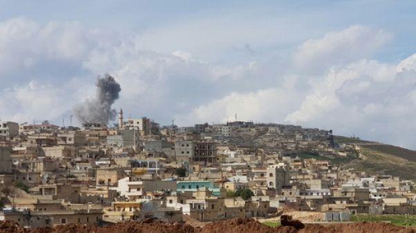 """Syrie: des civils utilisés comme """"boucliers humains"""" à Afrine (ONU)"""