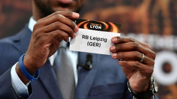 Europa League: Marseille face à l'ambitieux RB Leipzig en quart de finale