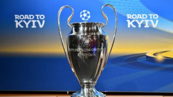 Ligue des champions: Juventus-Real et Liverpool-City, retrouvailles relevées