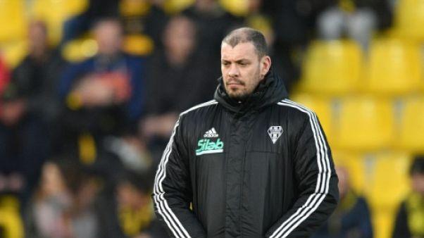 Top 14 - Brive: le manager Nicolas Godignon écarté (source proche)