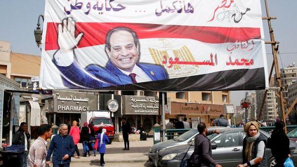 المصريون في الخارج يدلون بأصواتهم في انتخابات الرئاسة