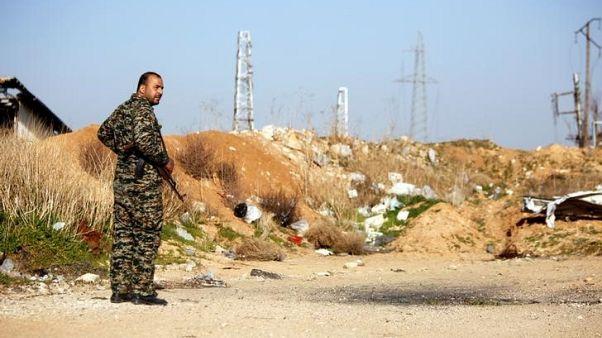 الإعلام الحربي لحزب الله: الجيش السوري يسيطر على بلدة جسرين في الغوطة