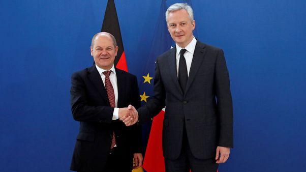 فرنسا وألمانيا تستهدفان وضع خارطة طريق لإصلاح منطقة اليورو بحلول يونيو